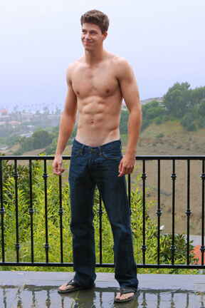 Tall Guy abs