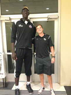 Giant Tacko Fall
