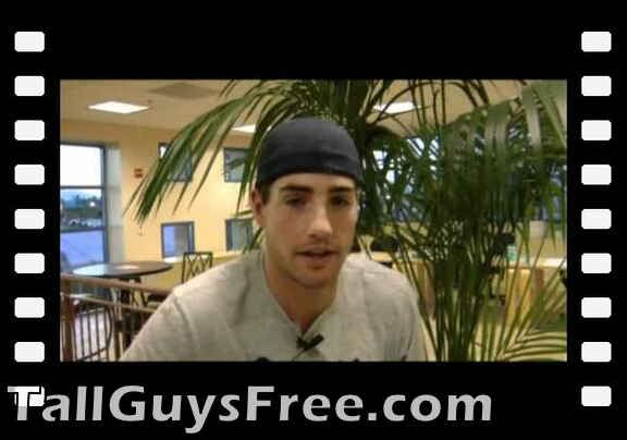 [2012 BNP Paribas Open] Little talk with John Isner