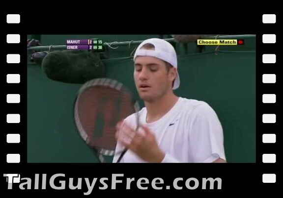 John Isner DEFEATS Nicolas Mahut - The Greatest and Longest Tennis Match EVER! The ENDING HD