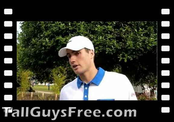 John Isner Interview pre Wimbledon 2012 - Exclusive For SteveGTennis