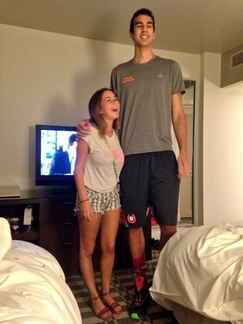 Towering 7ft Josh S