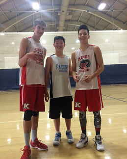 Basketball giants