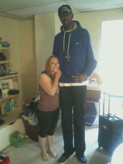 The Tallest Rapper