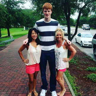 Tall Ginger Guy