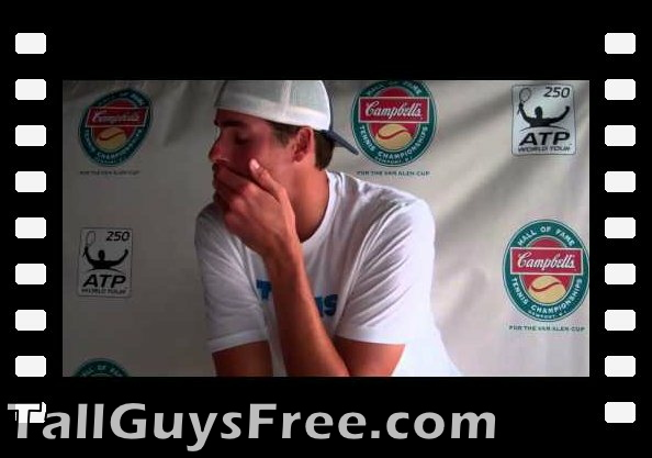 Quick Q & A  With John Isner