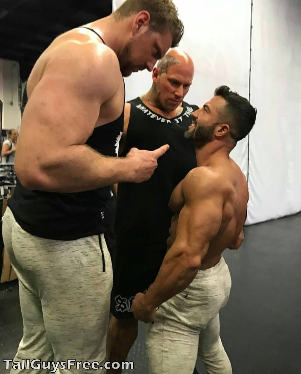 Olivier Richters & Martyn Ford