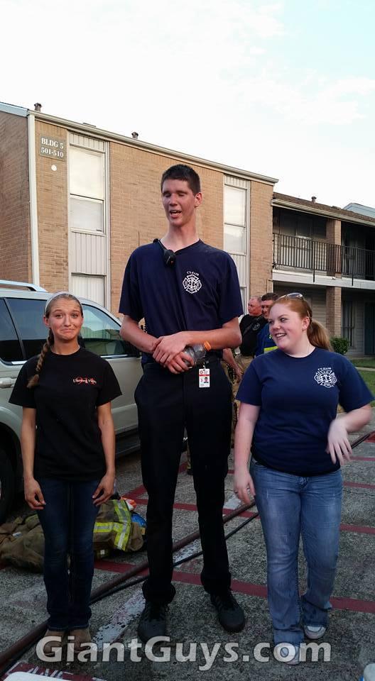 tall guy