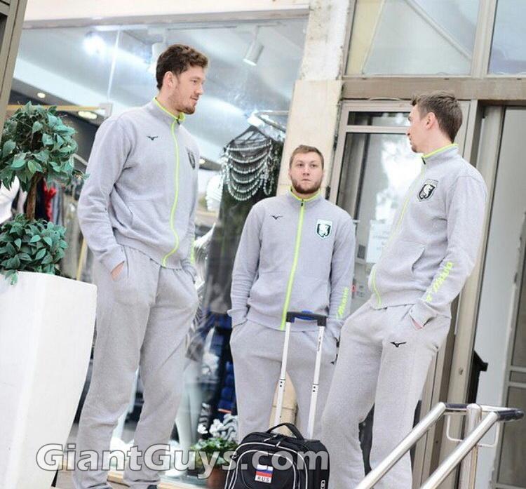 Dmitriy Muserskiy Shoe Size