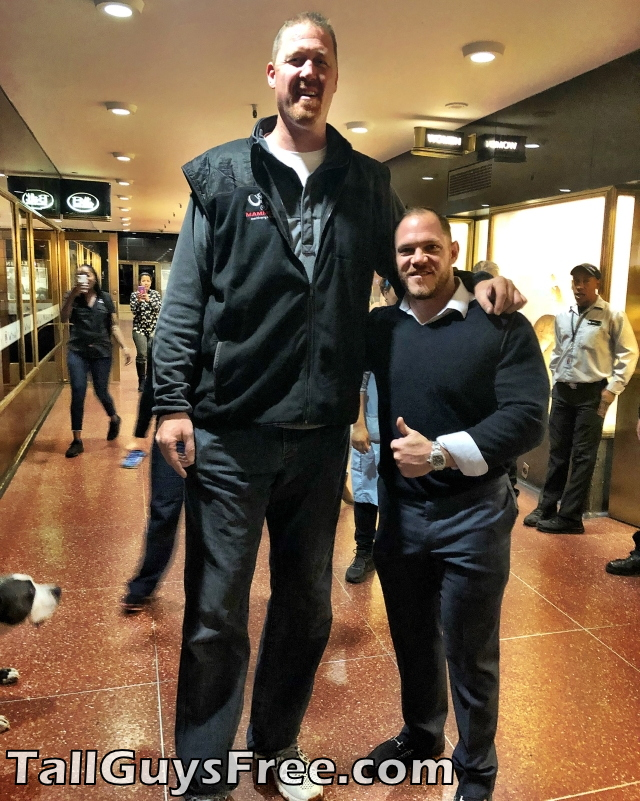 Shawn Bradley tall