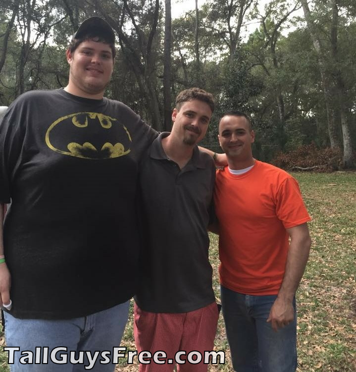 Huge Tall Guy
